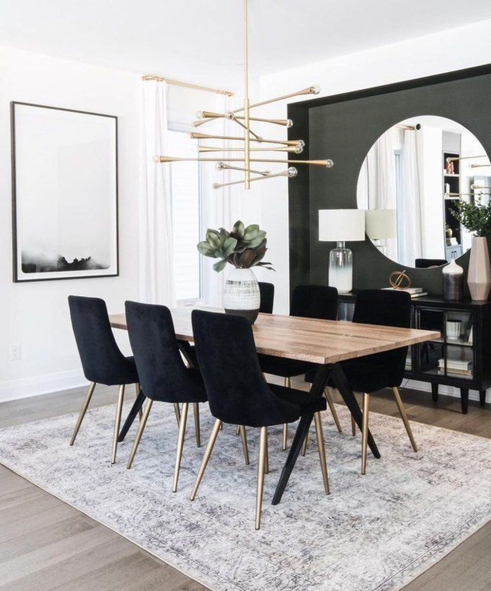 Admirable Dining Room Design Ideas You Will Love 06