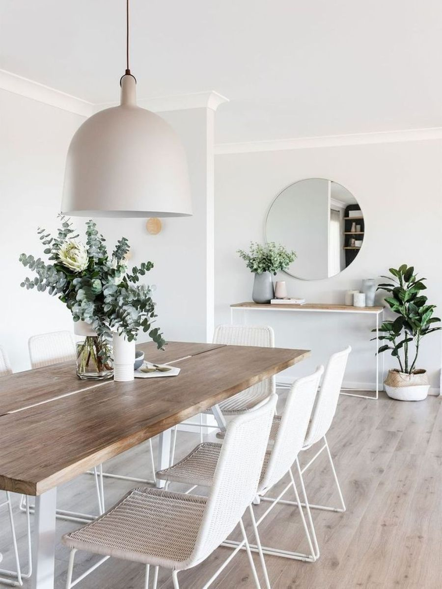 Admirable Dining Room Design Ideas You Will Love 14