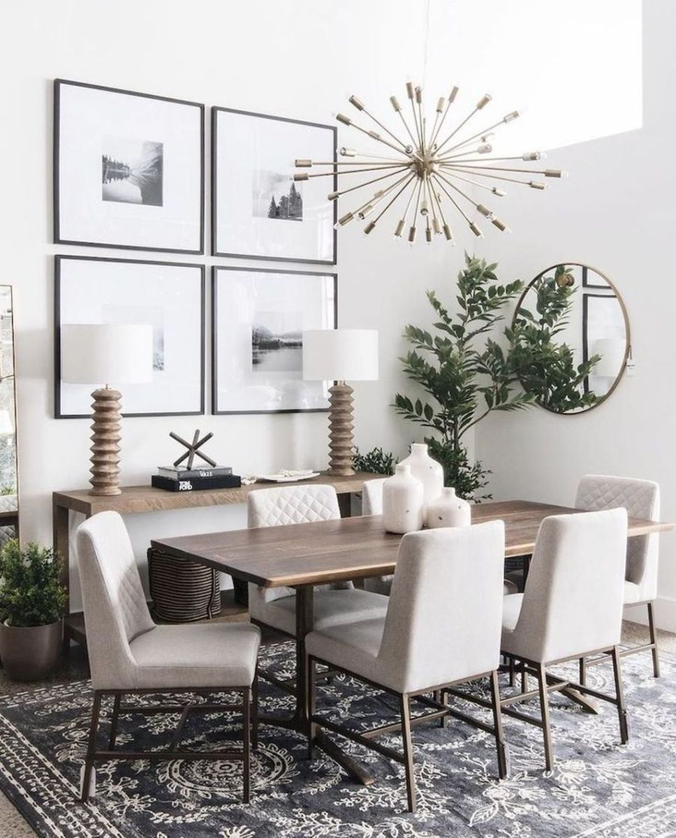 Admirable Dining Room Design Ideas You Will Love 19