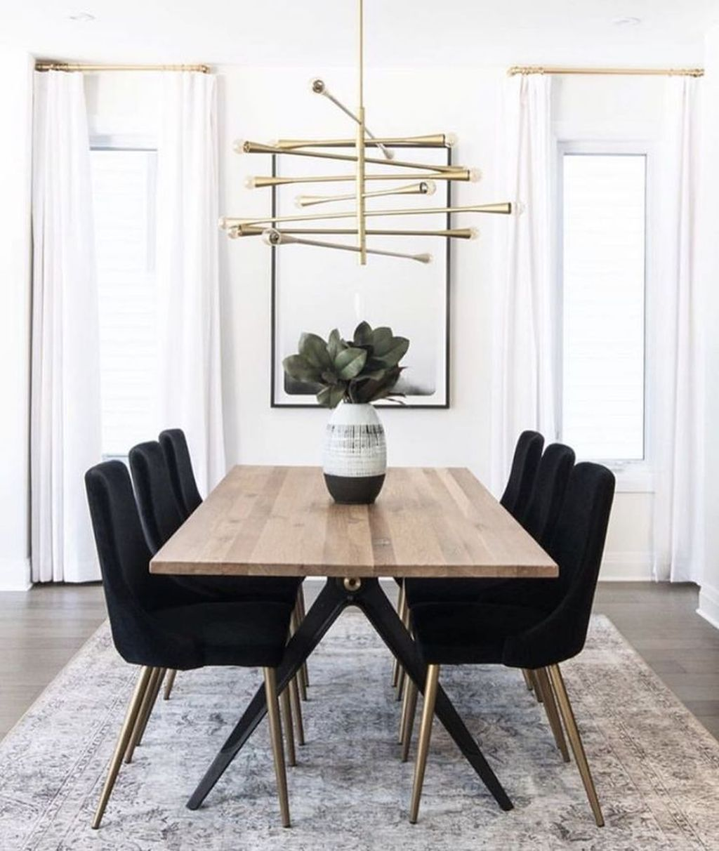 Admirable Dining Room Design Ideas You Will Love 32 1