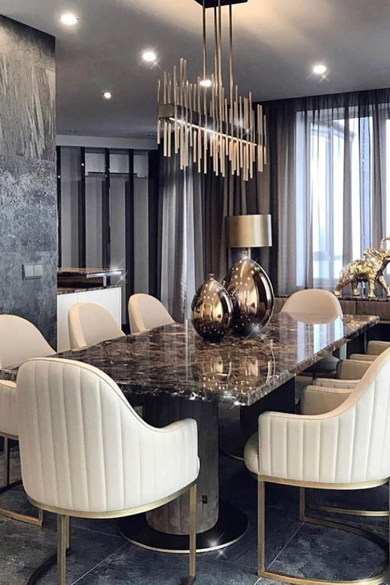 Admirable Dining Room Design Ideas You Will Love 34 1