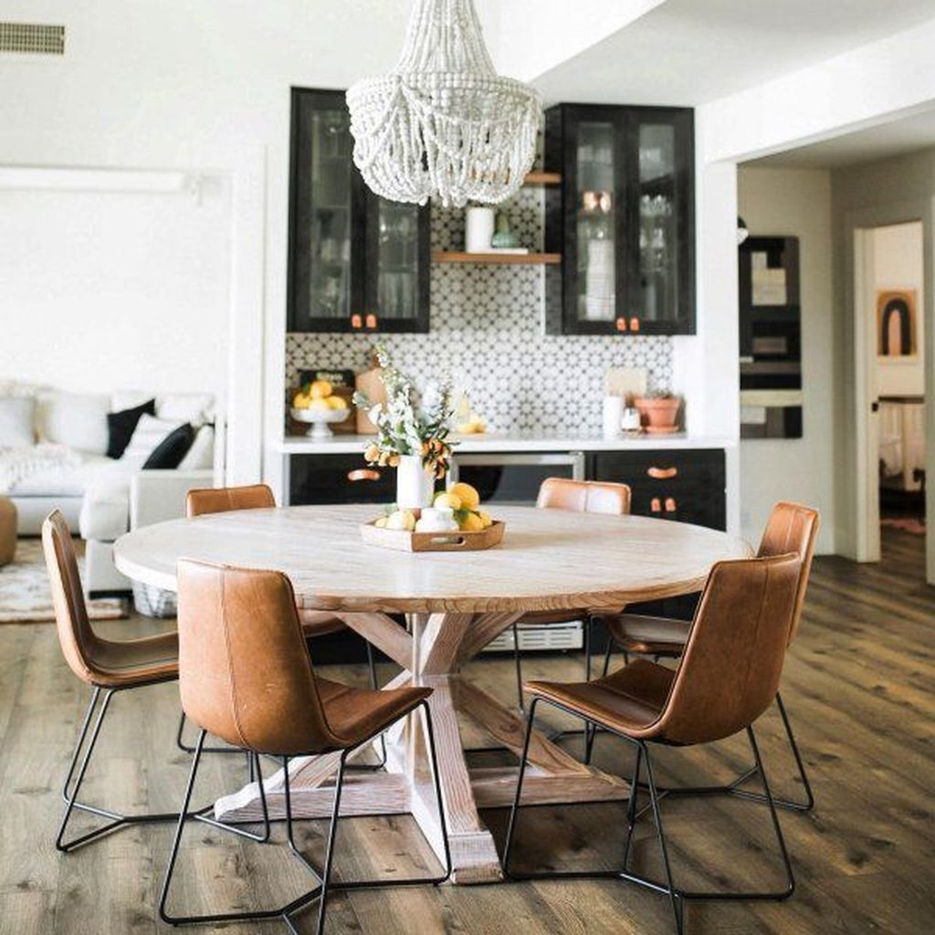 Admirable Dining Room Design Ideas You Will Love 36 1