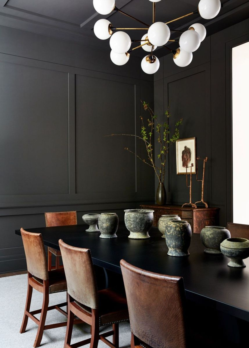 Admirable Dining Room Design Ideas You Will Love 37