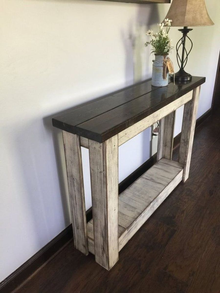 Amazing Sofa Table Decor Ideas You Should Try 06