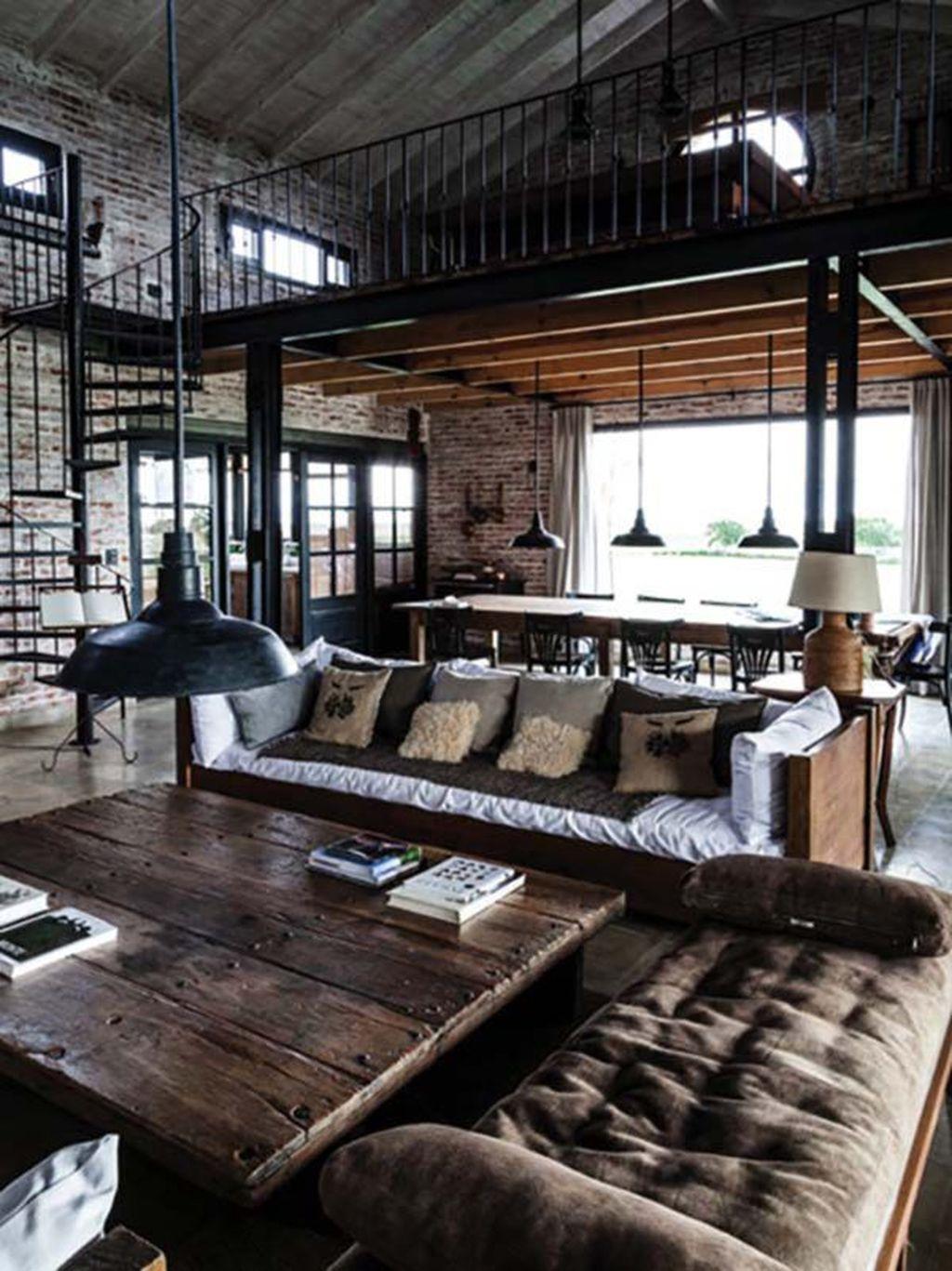 Awesome Loft Apartment Decorating Ideas 15