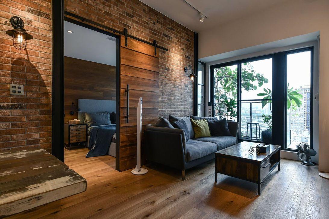 Awesome Loft Apartment Decorating Ideas 29