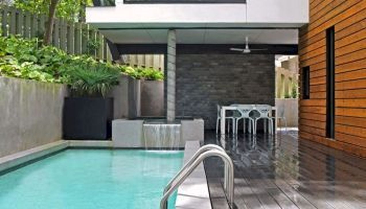 Awesome Minimalist Pool Designs You Must Have 18