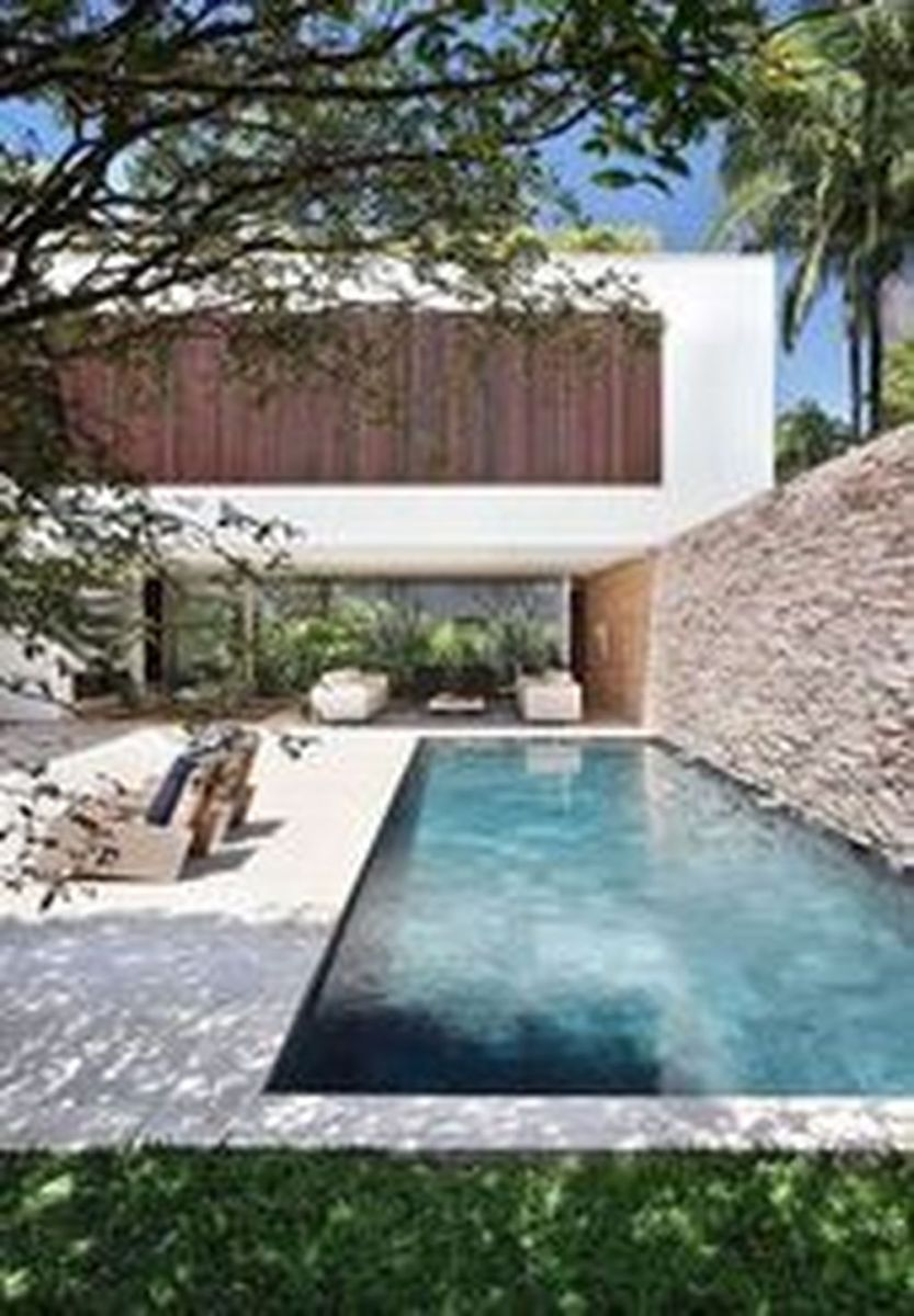Awesome Minimalist Pool Designs You Must Have 31