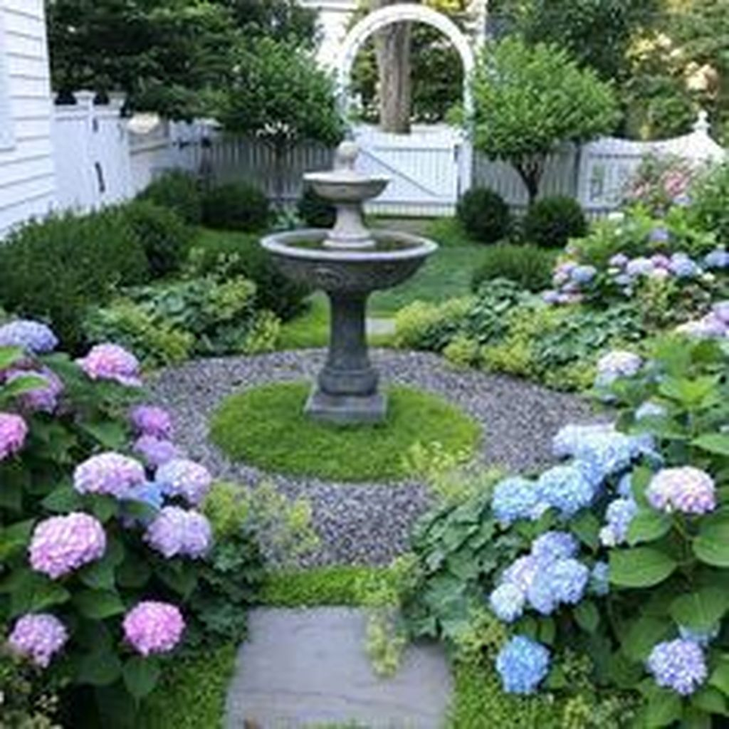 Beautiful Formal Garden Design Ideas 24