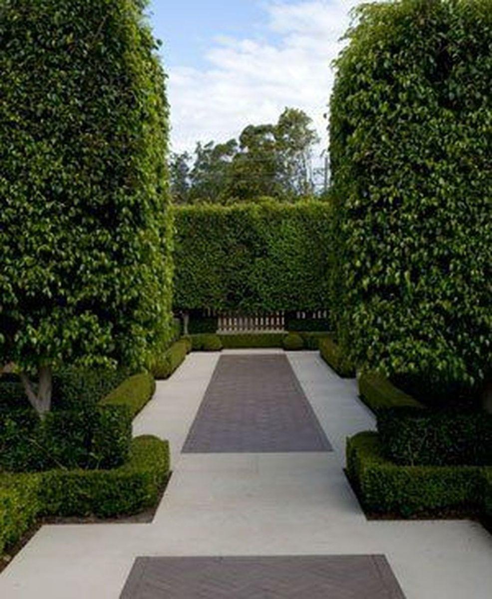 Beautiful Formal Garden Design Ideas 27 1