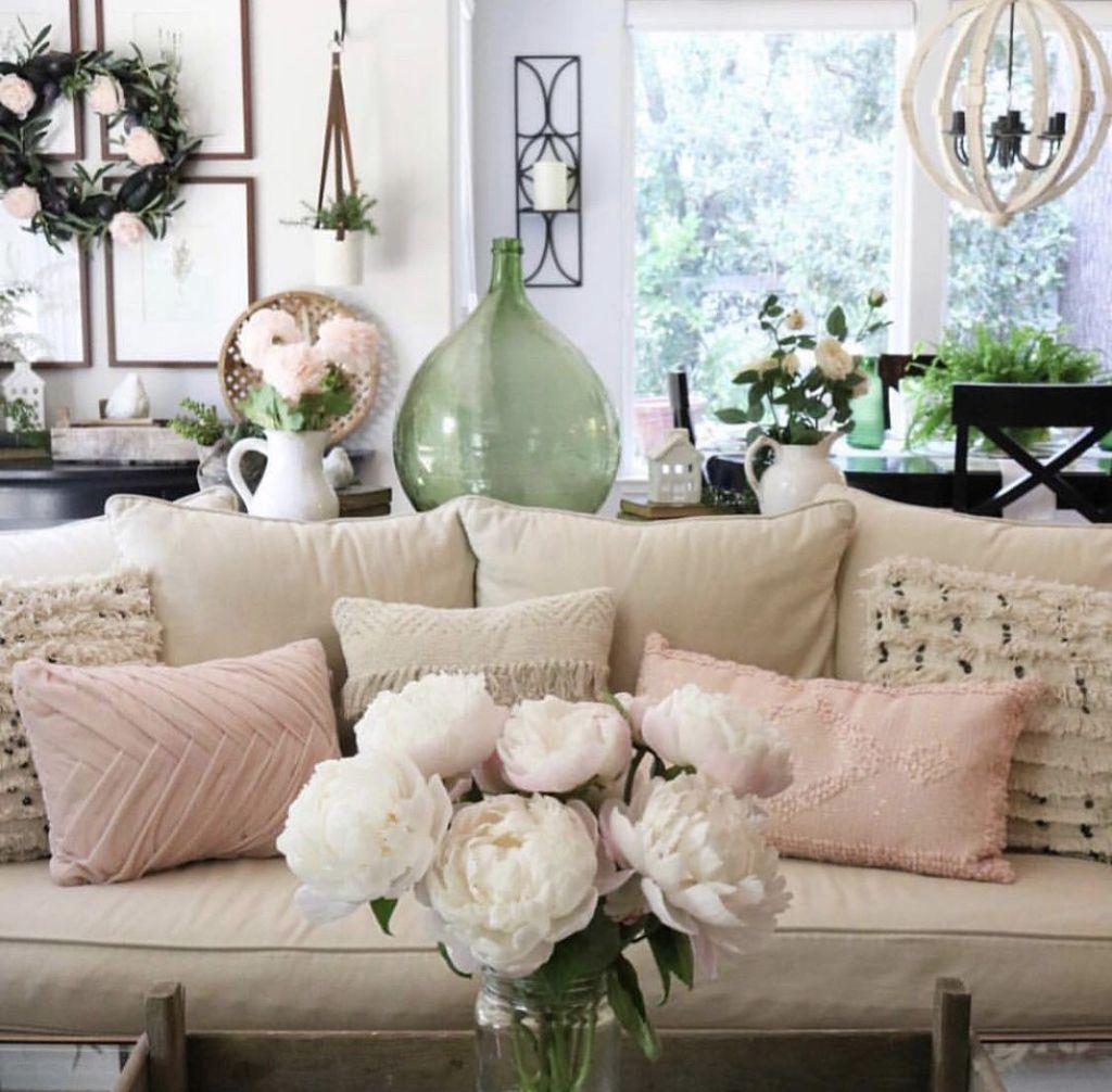 Beautiful Spring Home Decor Ideas You Should Copy 02