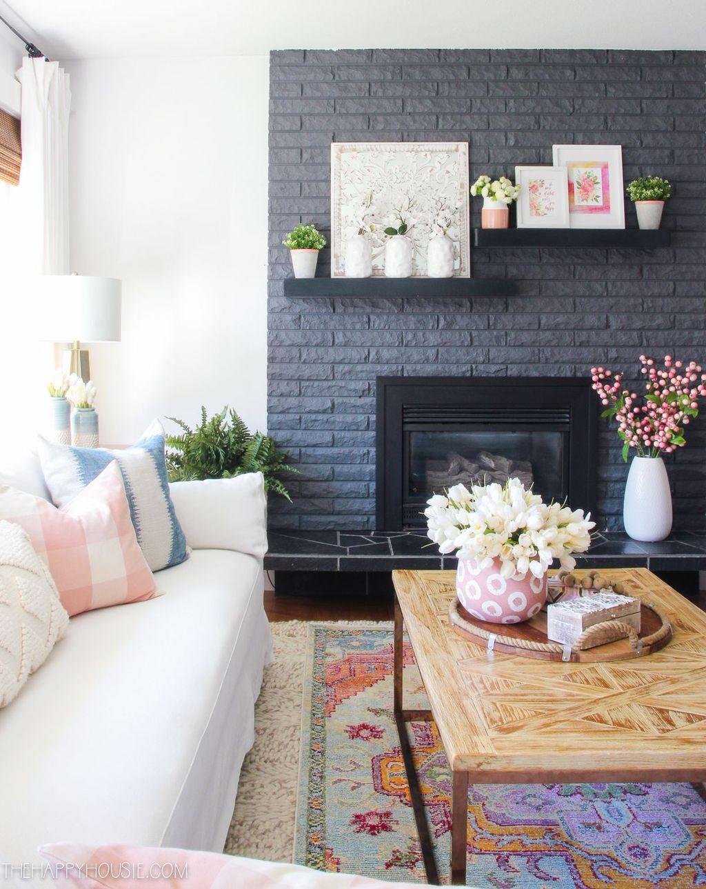 Beautiful Spring Home Decor Ideas You Should Copy 25