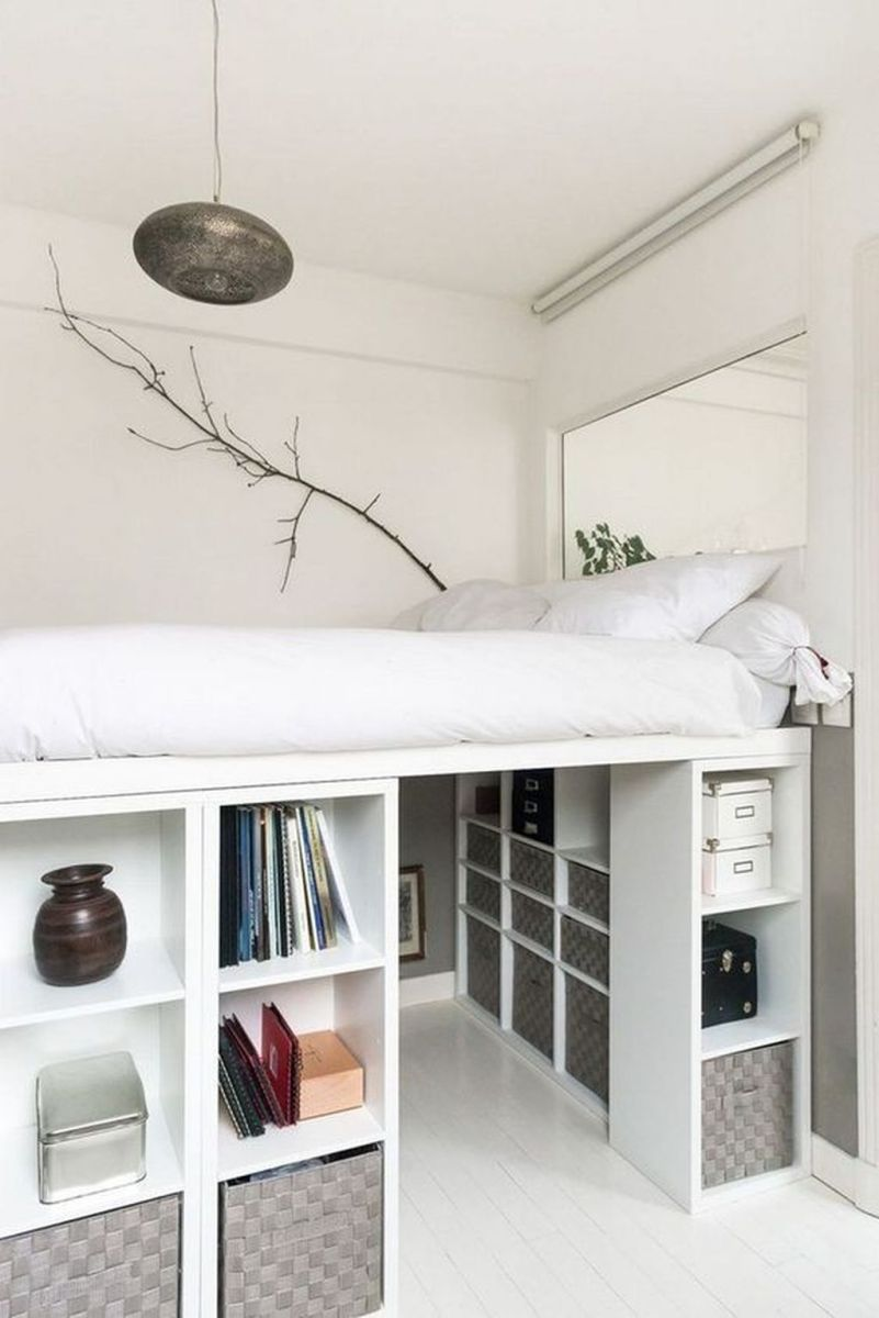 Cool Dorm Room Ideas To Maximize Your Space 03
