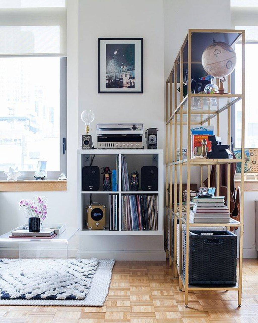 Cool Studio Apartment Ideas You Never Seen Before 17