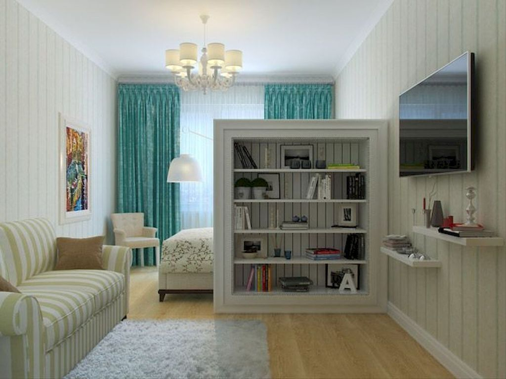Cool Studio Apartment Ideas You Never Seen Before 26