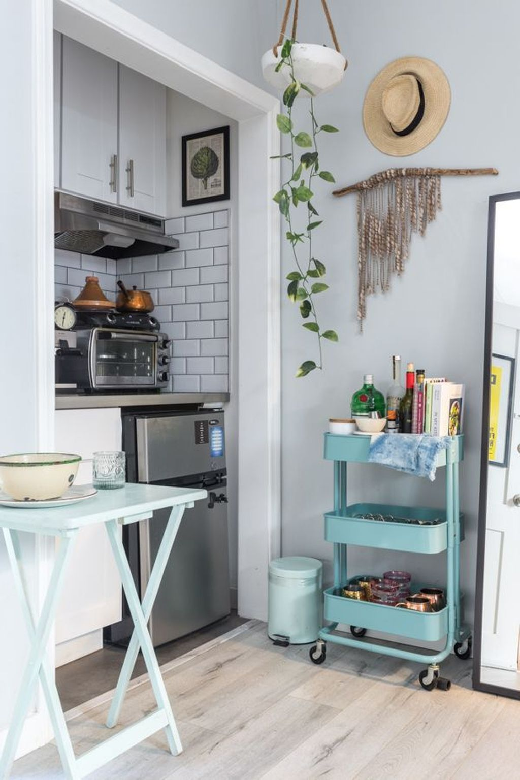 Cool Studio Apartment Ideas You Never Seen Before 31