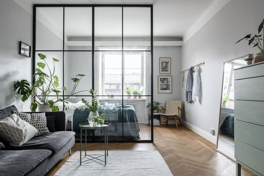 Cool Studio Apartment Ideas You Never Seen Before 35