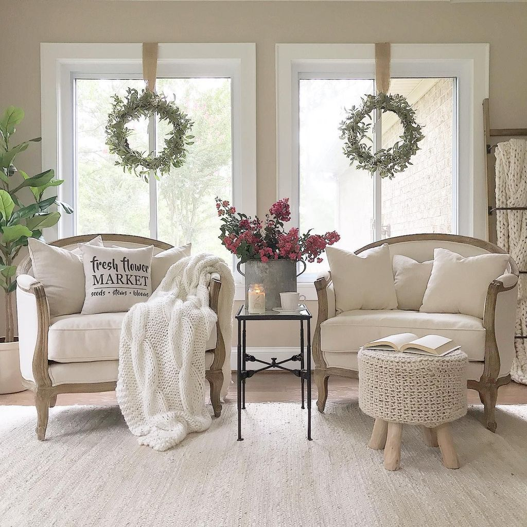 Fabulous Country Living Room Designs Ideas You Will Love 05