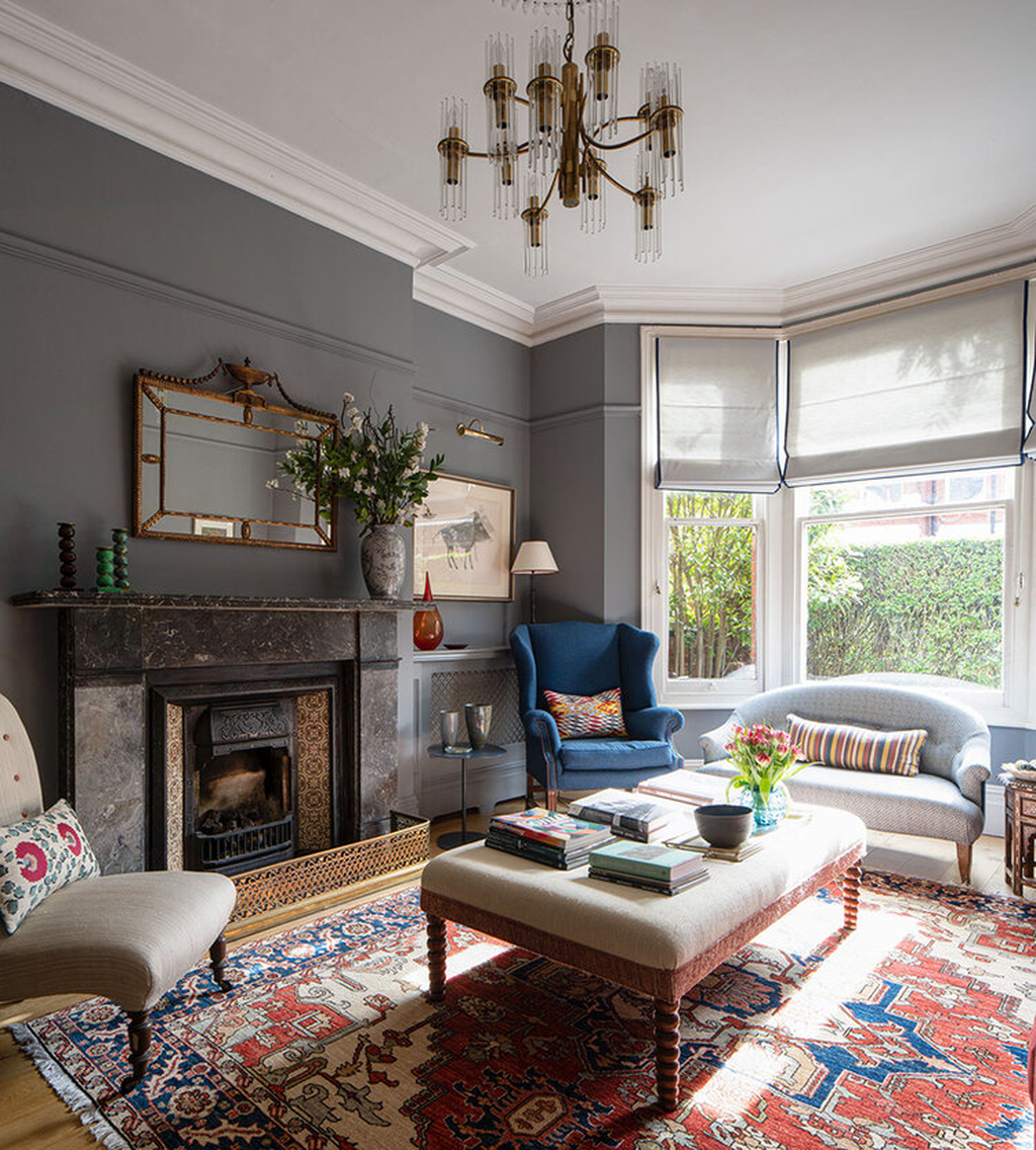 Fabulous Country Living Room Designs Ideas You Will Love 23