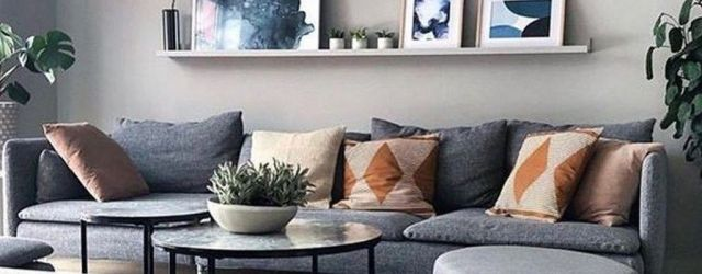 Fascinating Small Apartment Living Room Decor Ideas 26