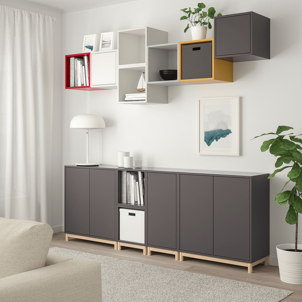 Fascinating Small Living Room Cabinet Design Ideas 04