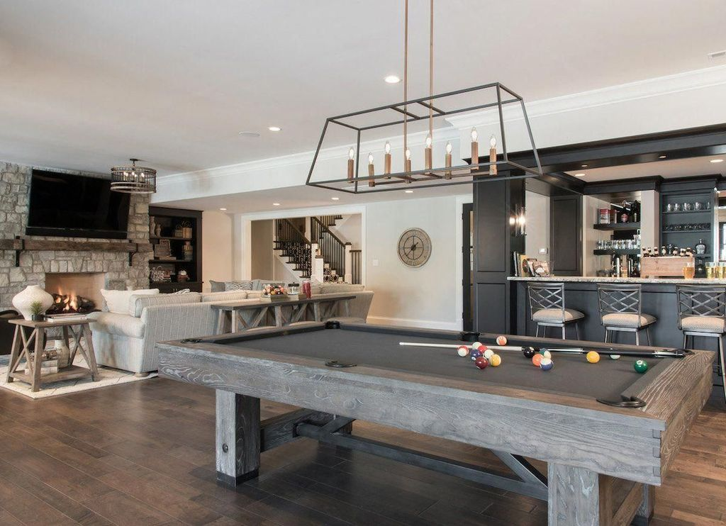 Gorgeous Basement Living Room Ideas You Definitely Like 23