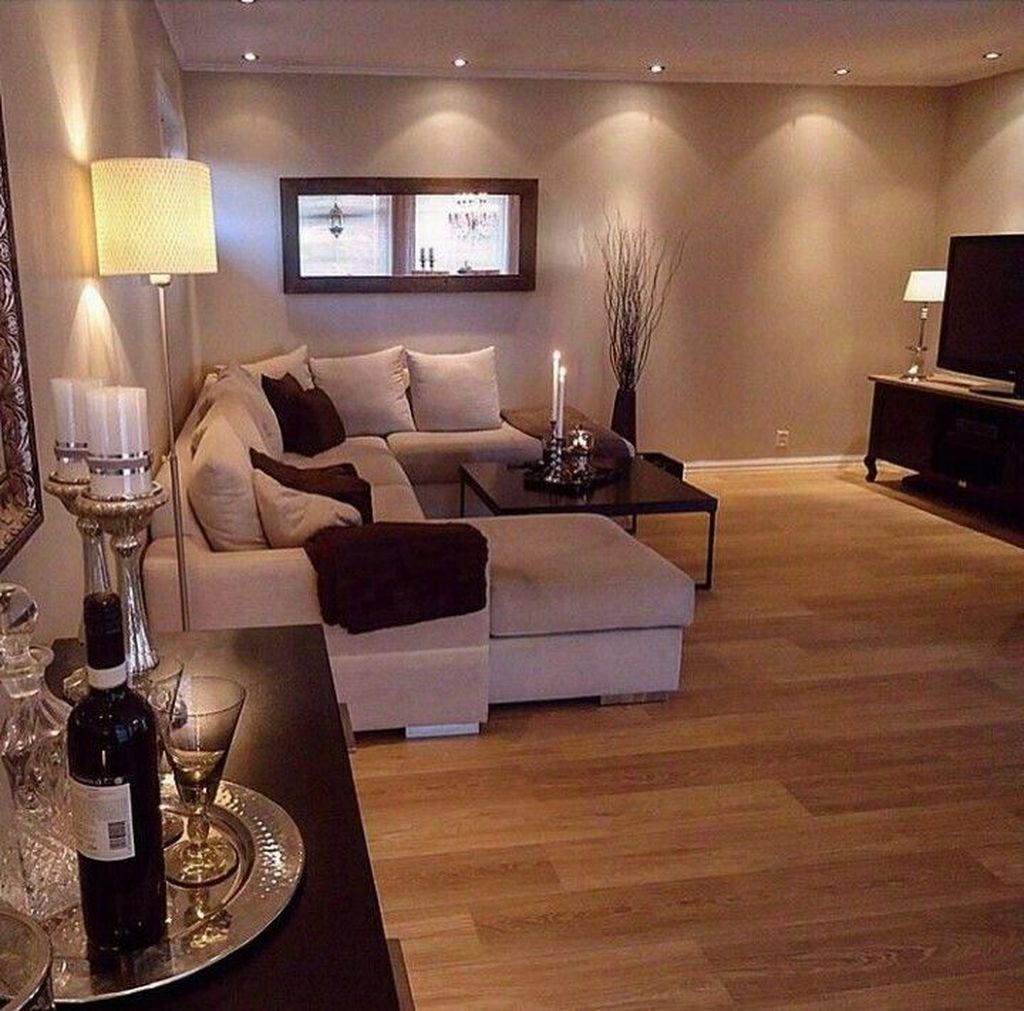 Gorgeous Basement Living Room Ideas You Definitely Like 31
