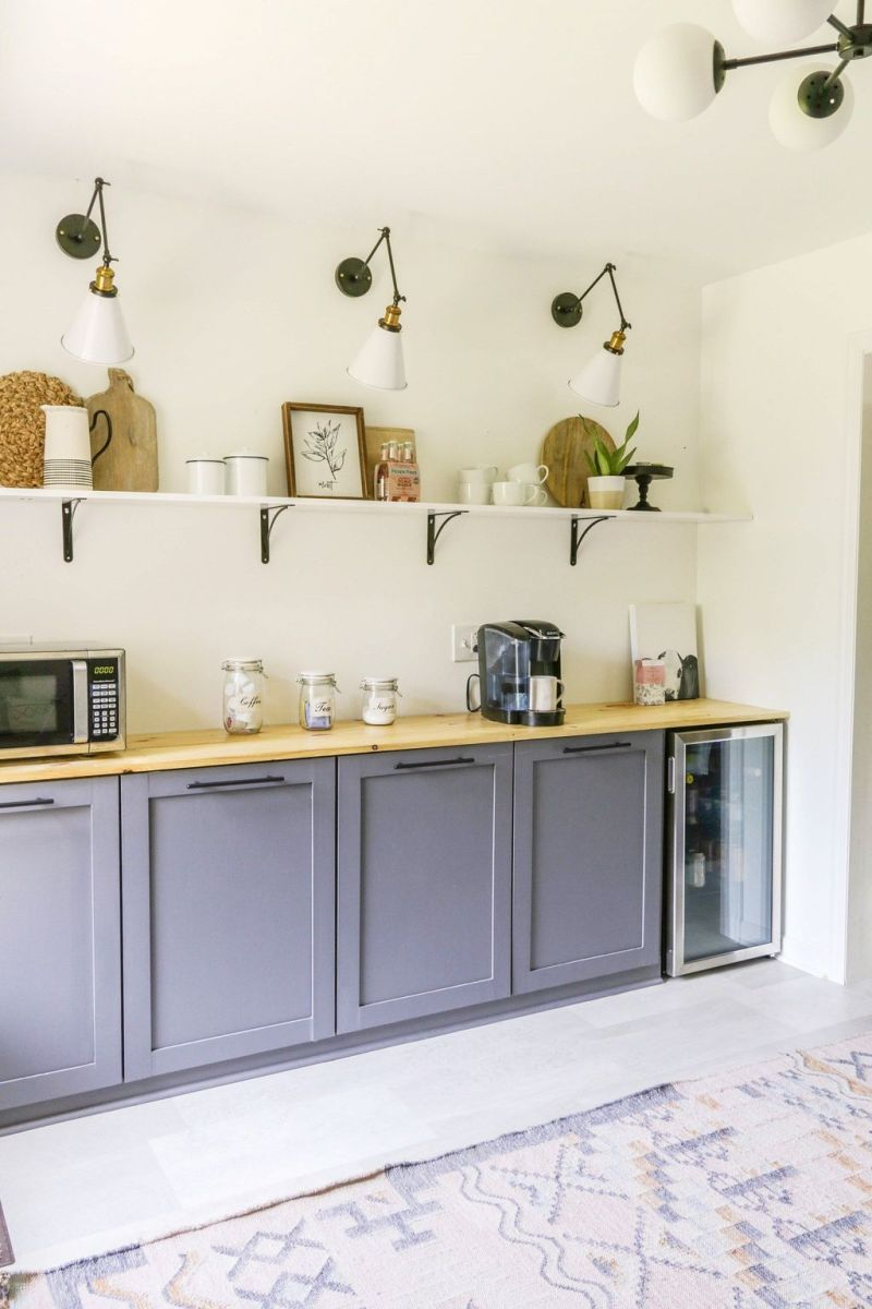Gorgeous Kitchen Shelves Ideas You Must Have 13