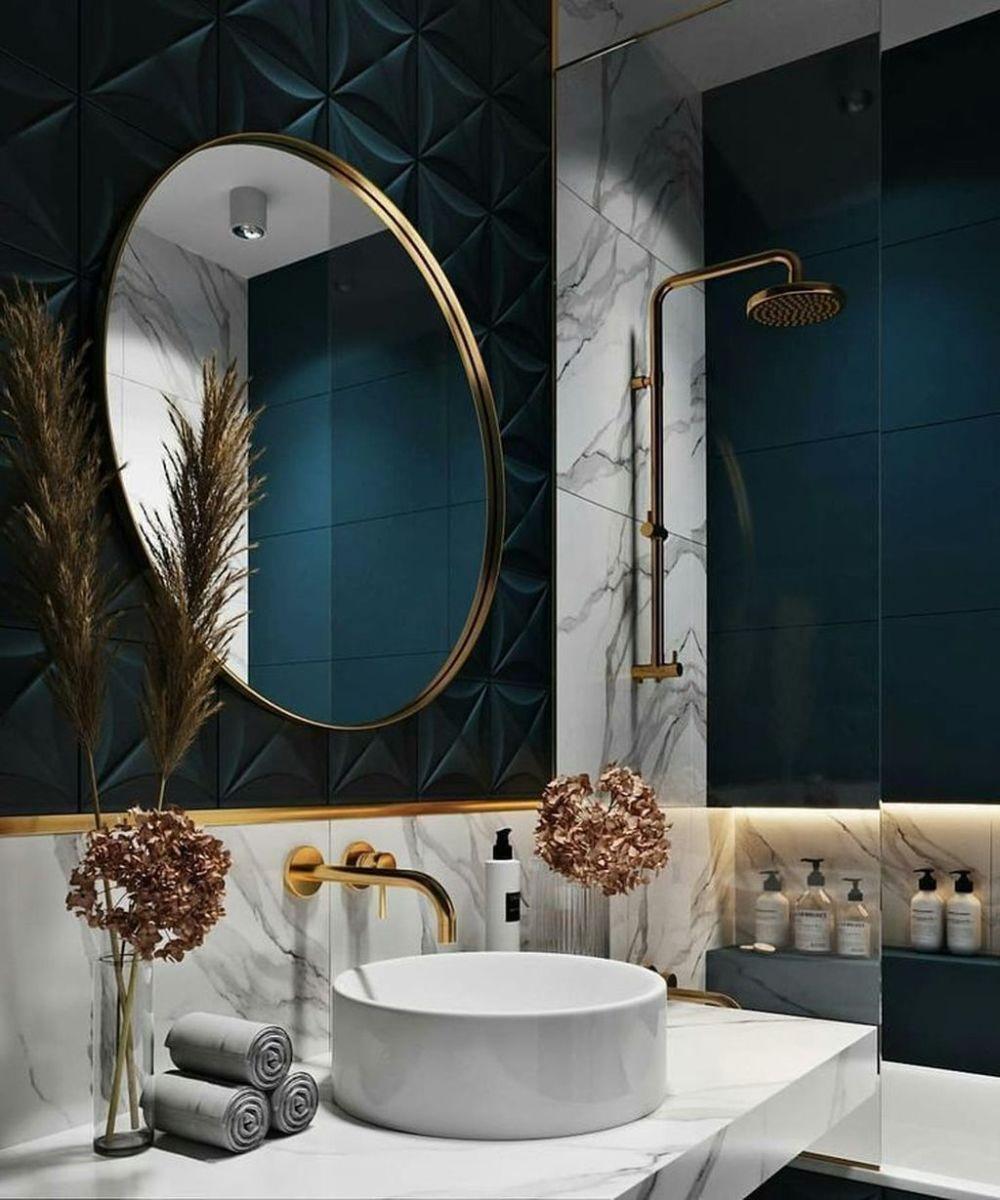 Inspiring Bathroom Interior Design Ideas 02