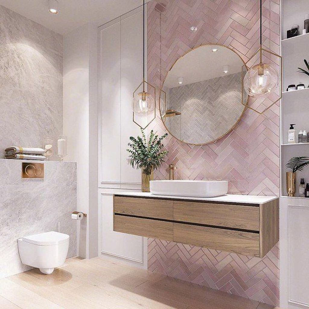 Inspiring Bathroom Interior Design Ideas 22