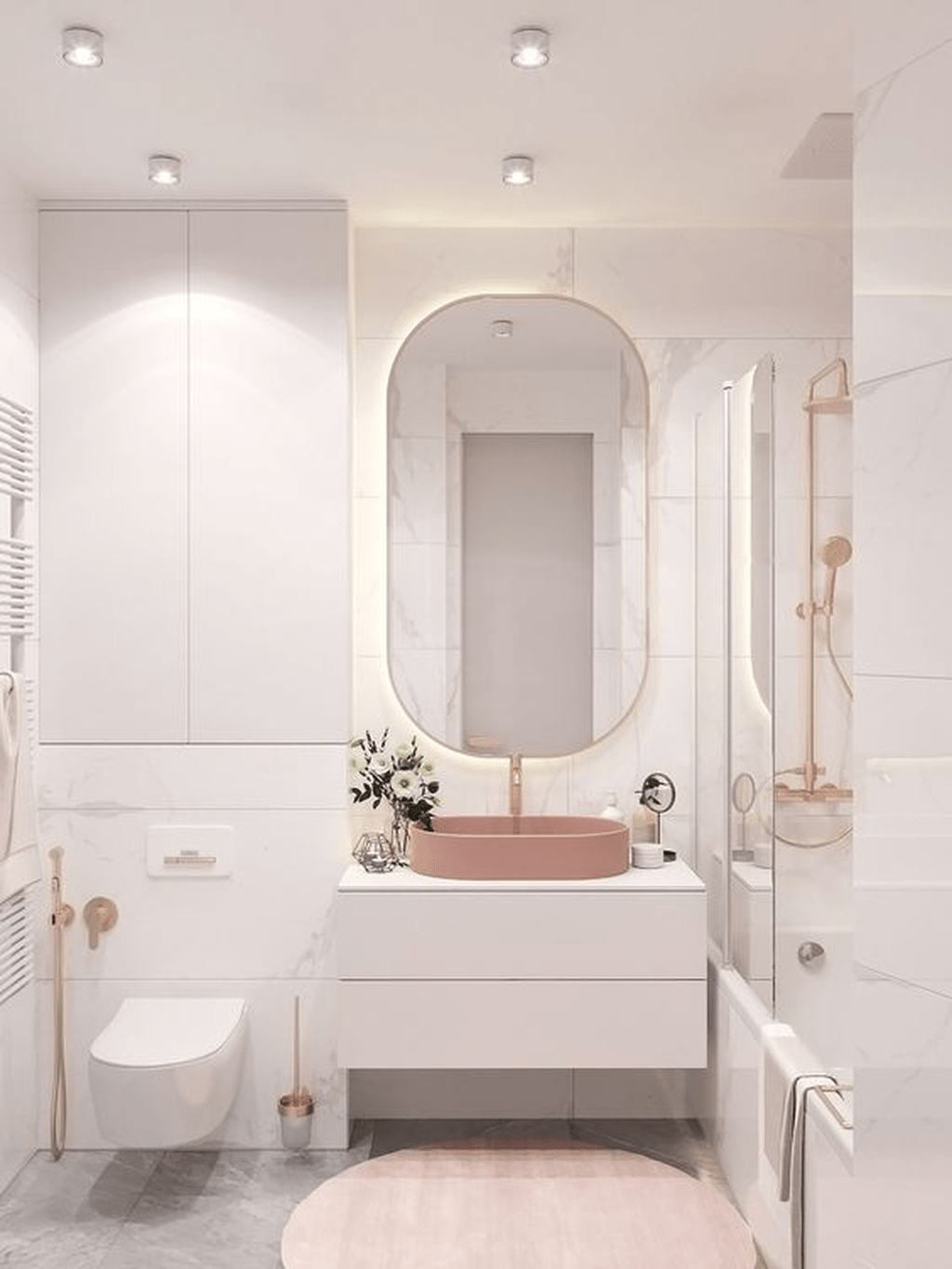 Inspiring Bathroom Interior Design Ideas 36