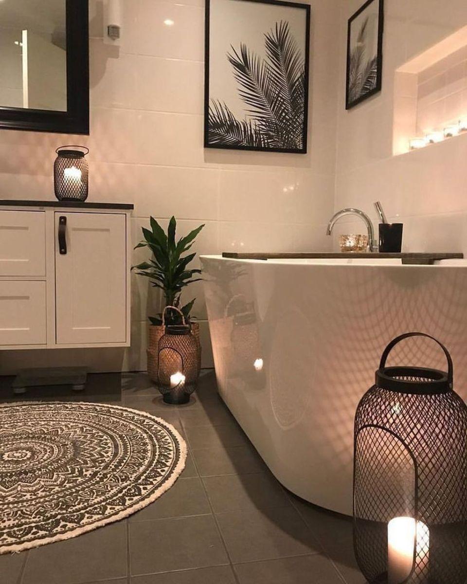 Inspiring Spa Bathroom Decor Ideas 08