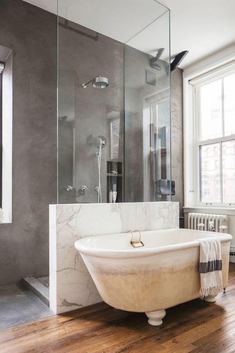 Inspiring Spa Bathroom Decor Ideas 13