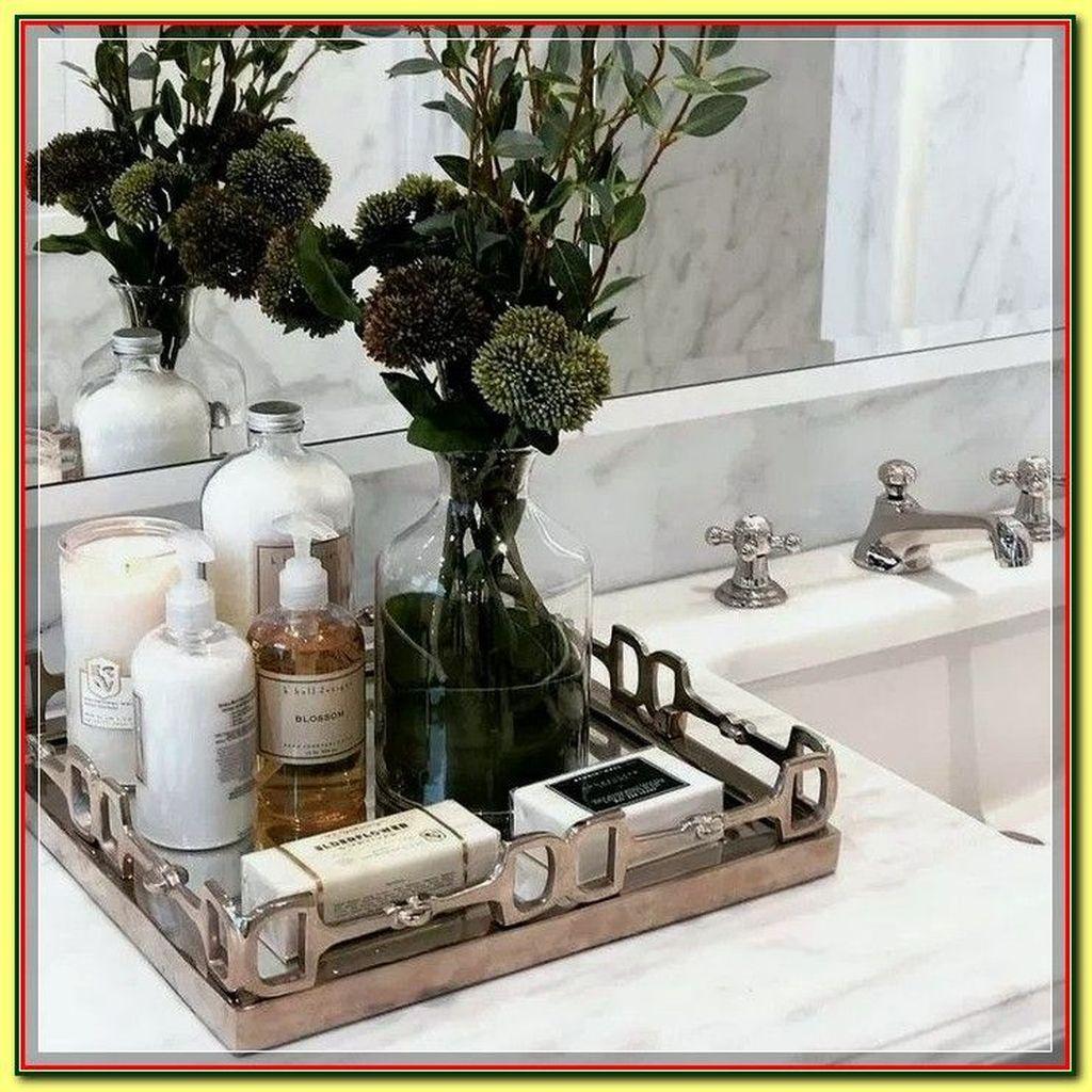Inspiring Spa Bathroom Decor Ideas 31