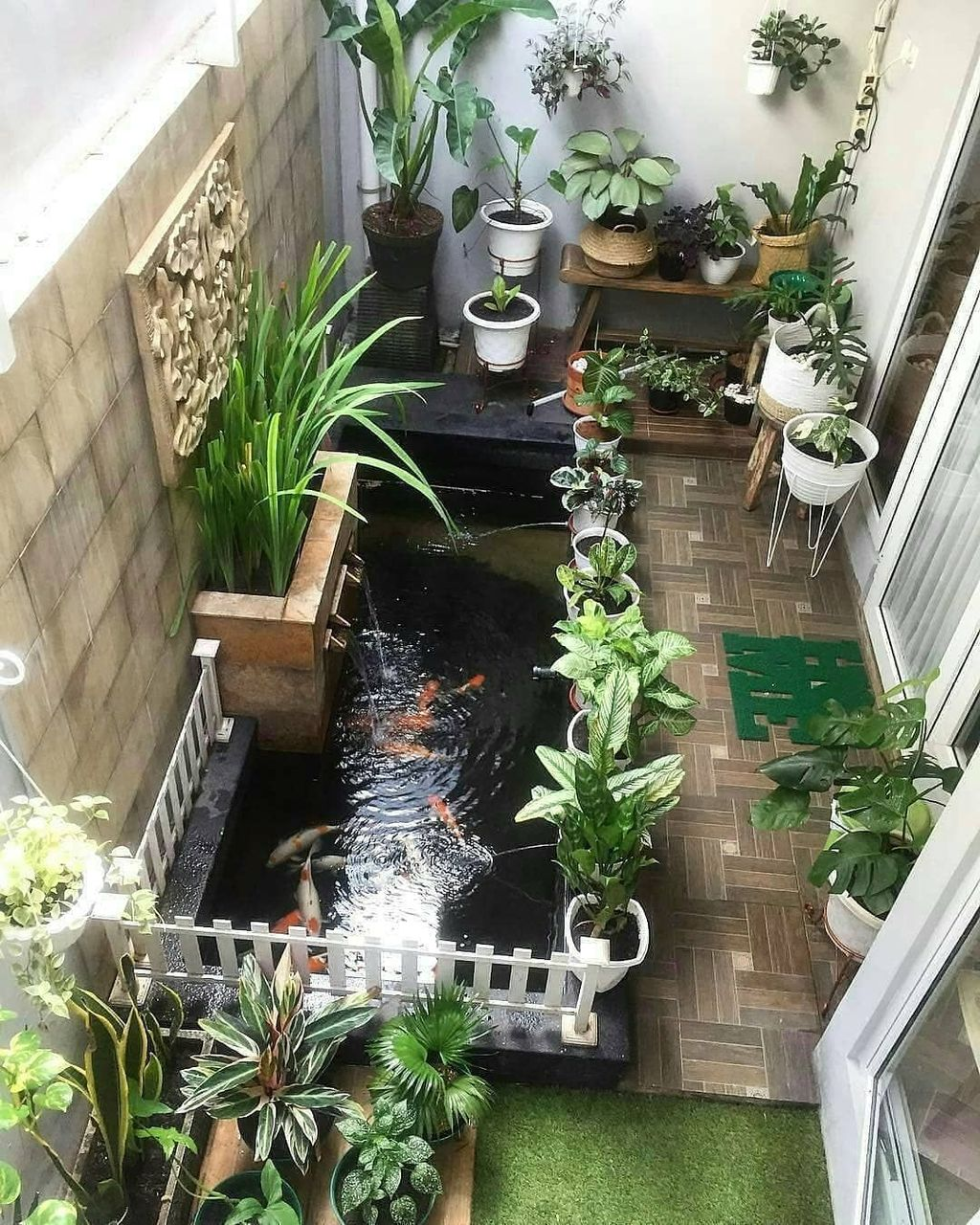Lovely Home Garden Ideas That You Must Have 30