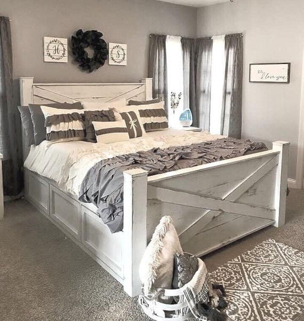 Lovely Rustic Bedroom Design Ideas 01 1