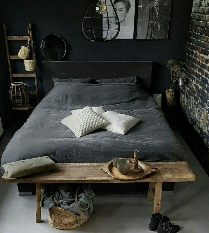 Lovely Rustic Bedroom Design Ideas 03