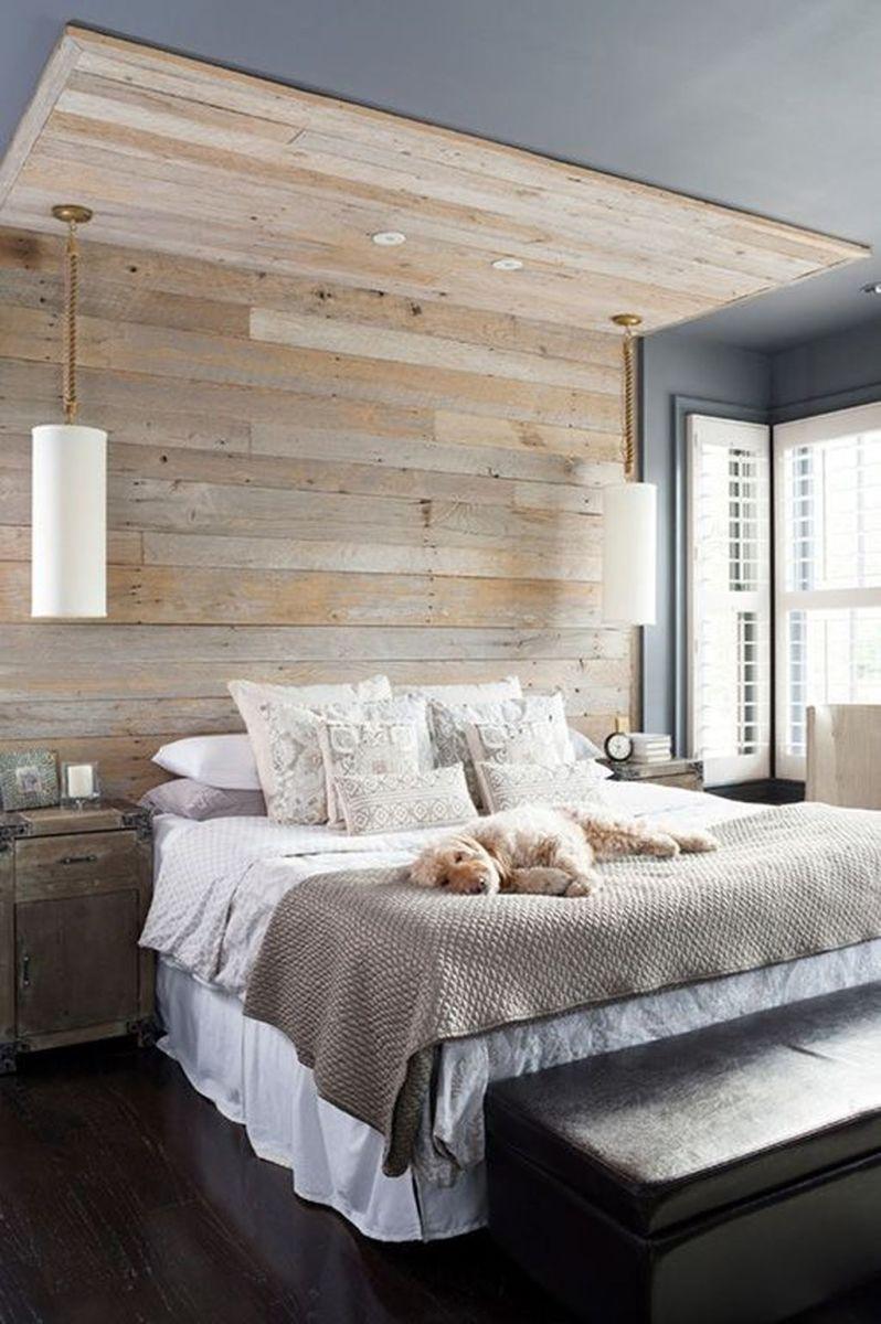 Lovely Rustic Bedroom Design Ideas 05