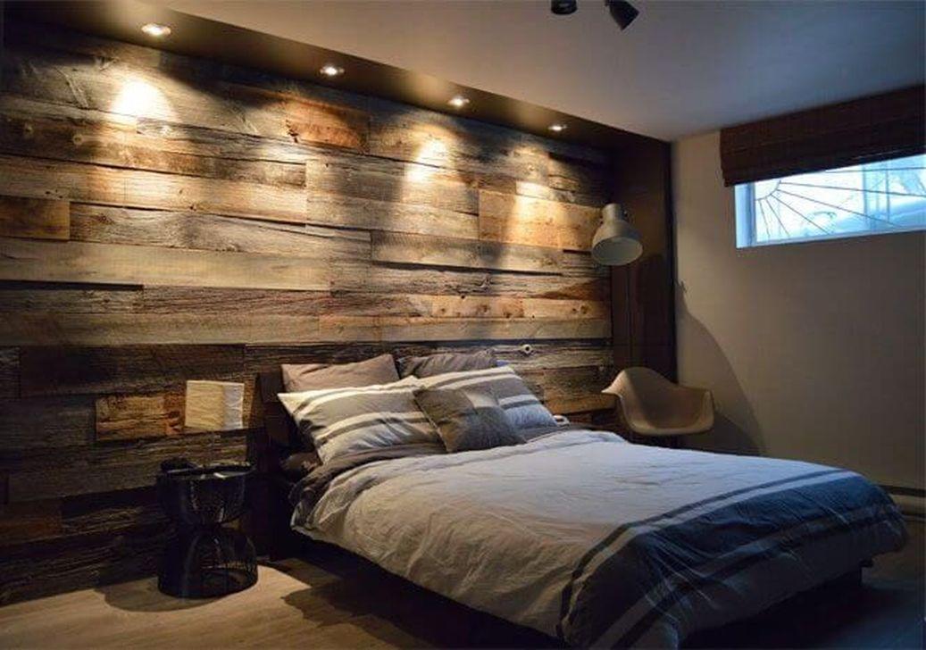 Lovely Rustic Bedroom Design Ideas 15
