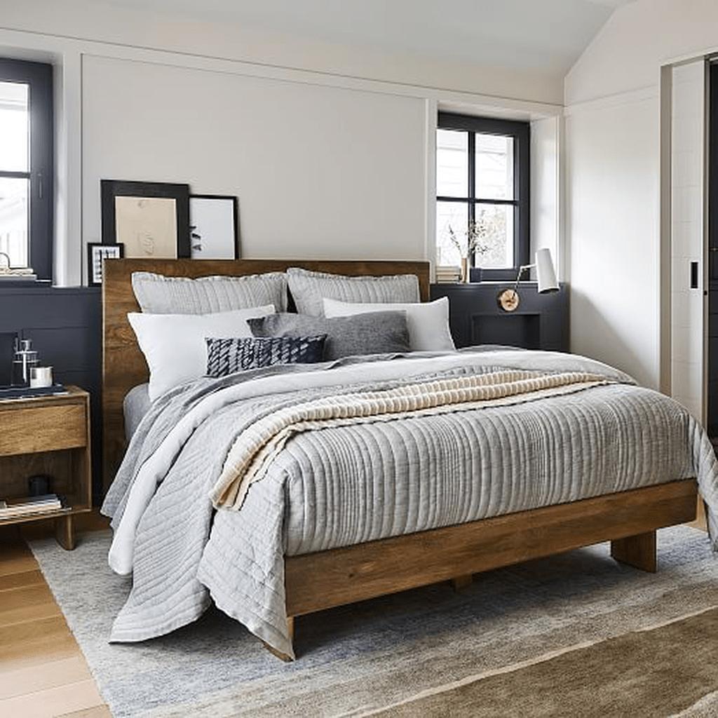 Lovely Rustic Bedroom Design Ideas 17