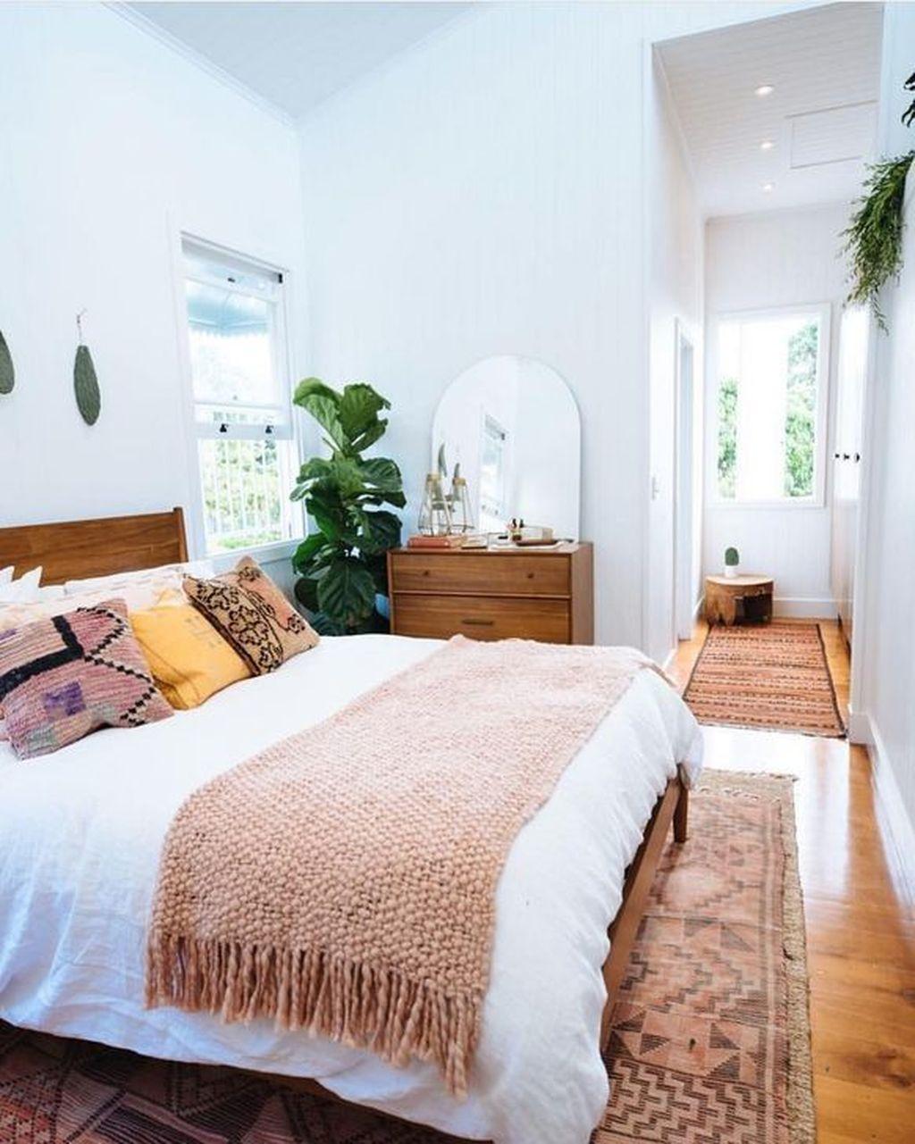 Lovely Rustic Bedroom Design Ideas 28