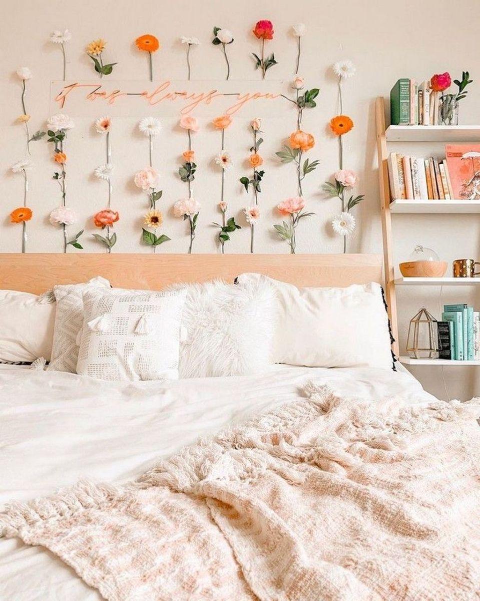 Nice Simple Dorm Room Decor You Should Copy 15