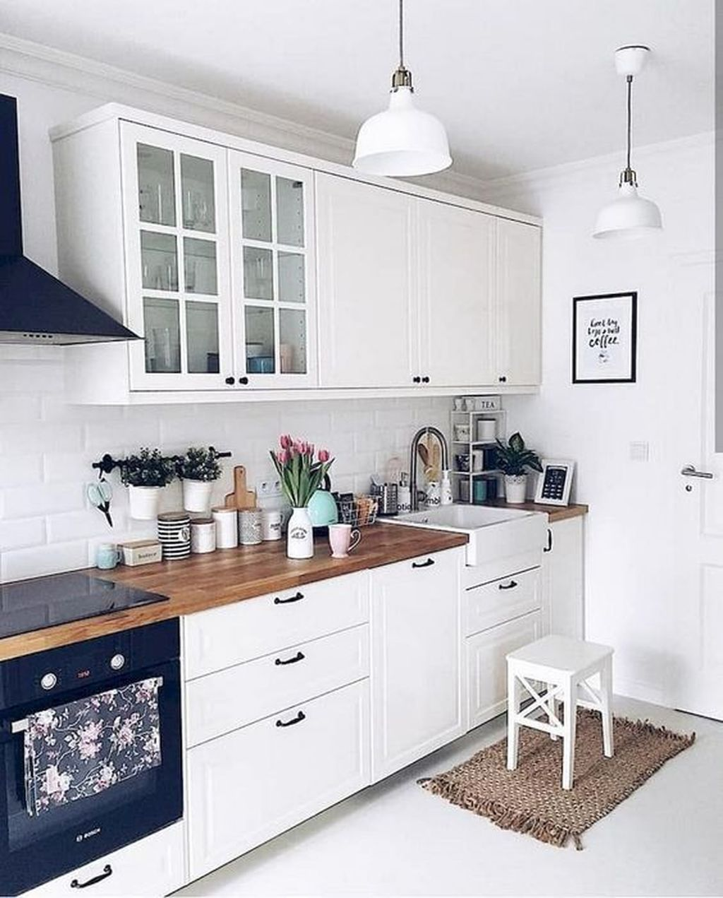 Popular Simple Kitchen Decor Ideas You Should Try 01