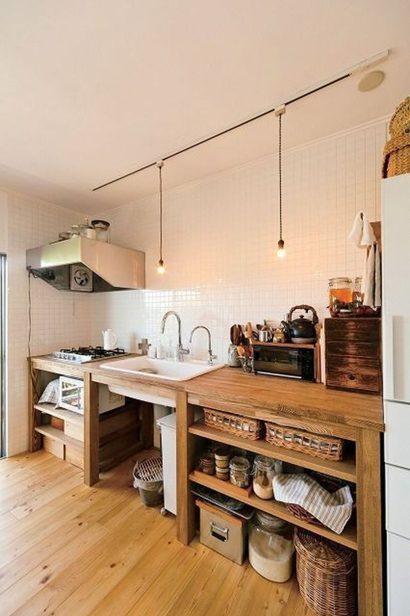Popular Simple Kitchen Decor Ideas You Should Try 05