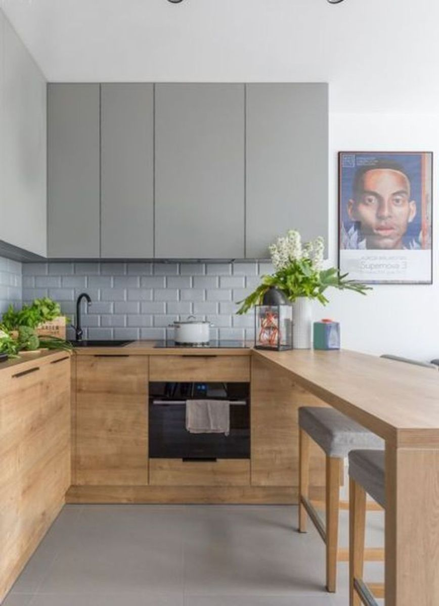 Popular Simple Kitchen Decor Ideas You Should Try 08
