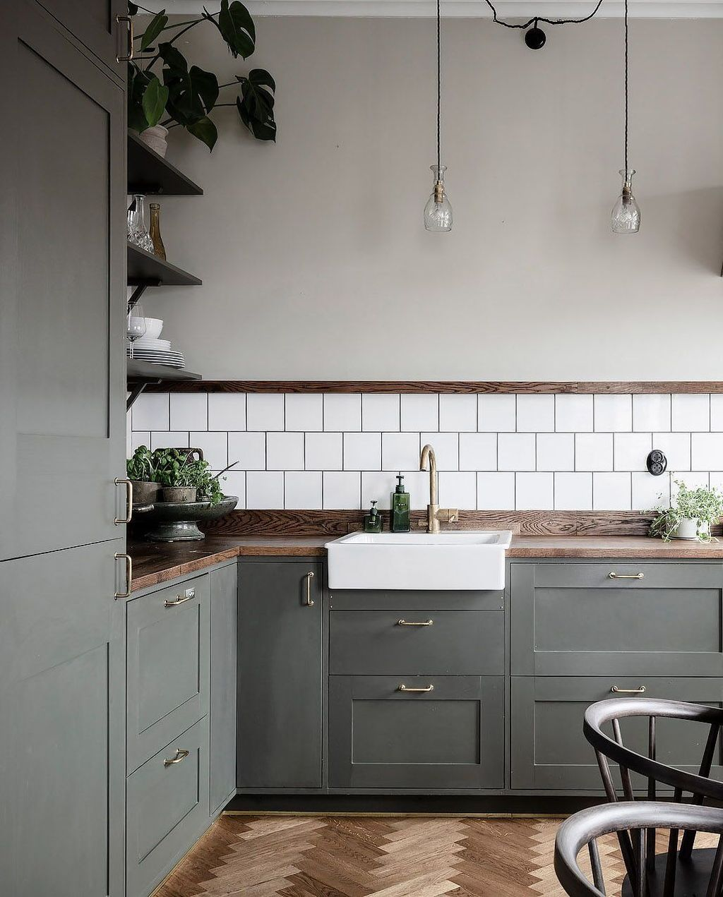 Popular Simple Kitchen Decor Ideas You Should Try 17