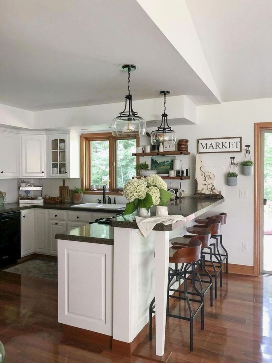 Popular Simple Kitchen Decor Ideas You Should Try 32