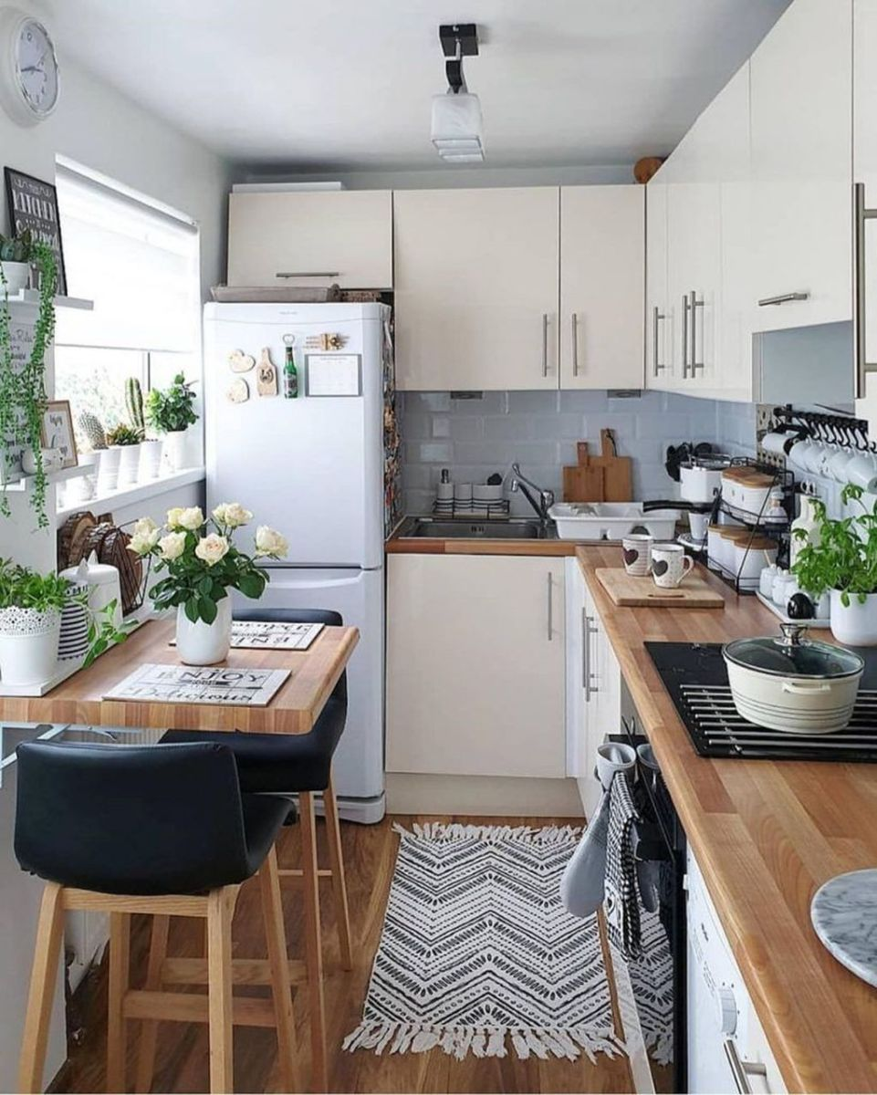 Popular Simple Kitchen Decor Ideas You Should Try 35