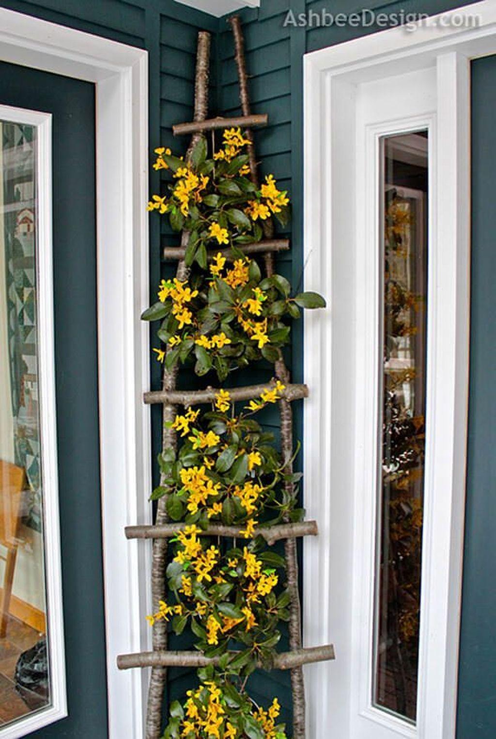 Popular Spring Outdoor Decor Ideas 16