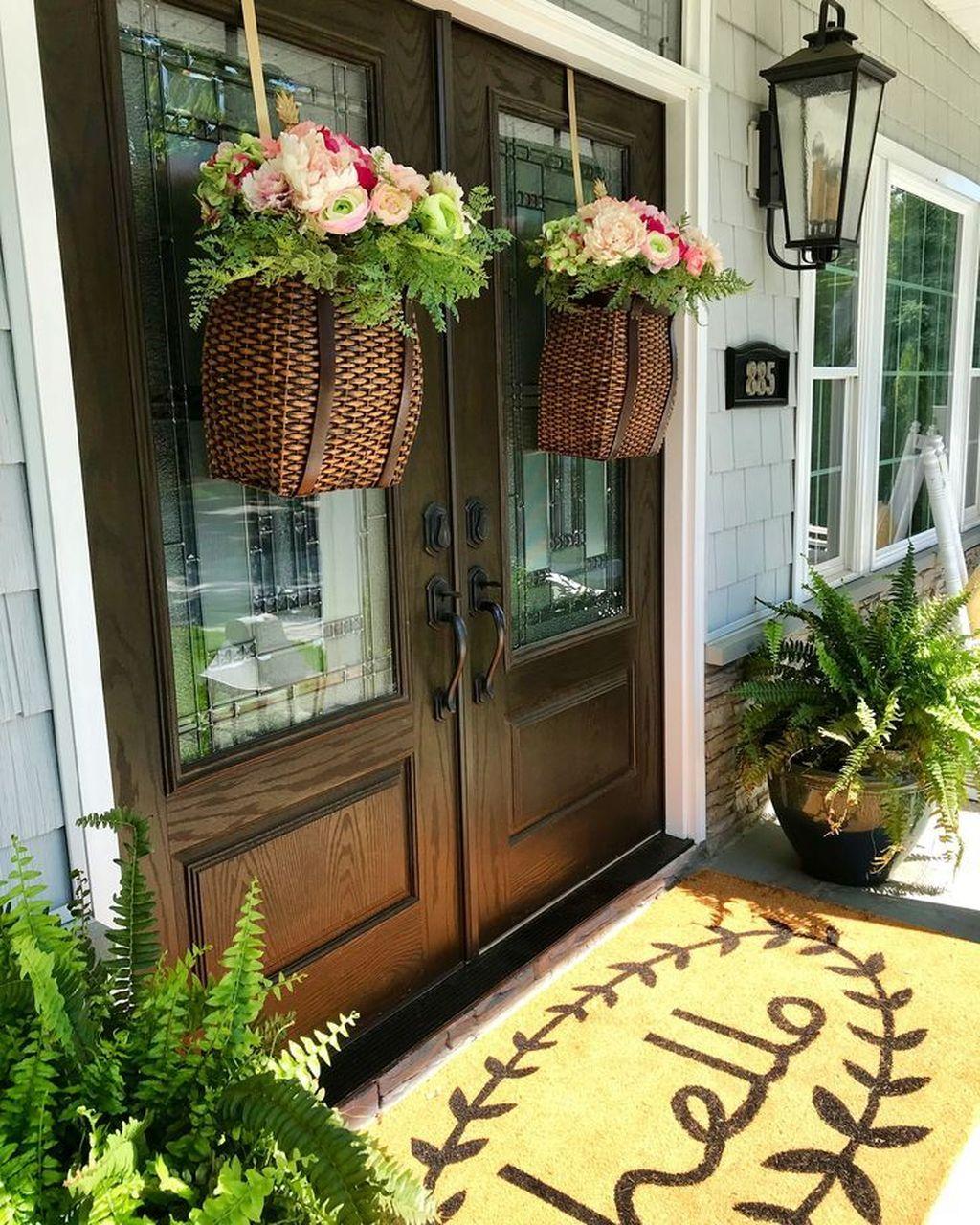 Popular Spring Outdoor Decor Ideas 17